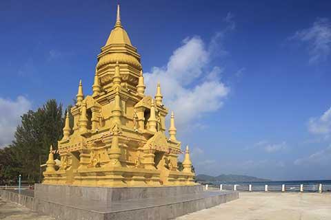 Laem Sor Pagoda Taling Ngam Ko Samui