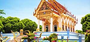 Wat Khunaram Koh Samui